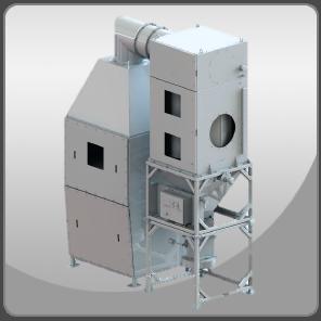 Центральные фильтро-вентиляционные системы